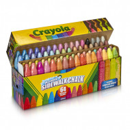 Creta colorata Crayola 64 bucati