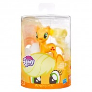 Figurina Applejack My Little Pony dimensiune 7 cm, in cutie