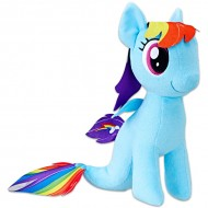 Figurina de plus Rainbow Dash Sirena My Little Pony 25 cm