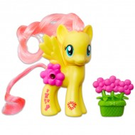 Figurina Fluttershy Explore Magical Scenes My Little Pony