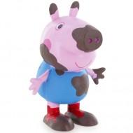 Figurina Peppa Pig George murdar