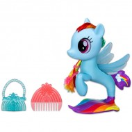 Figurina Ponei Sirena Rainbow Dash My Little Pony:Filmul