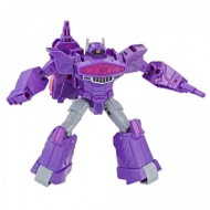 Figurina transformabila Shockwave Transformers Cyberverse Warrior Class