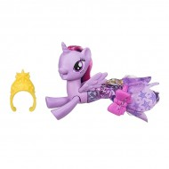Figurina Twilight Sparkle in apa si pe uscat My Little Pony Filmul