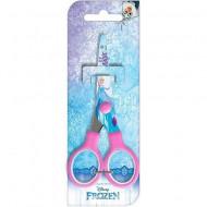 Foarfeca pentru copii roz Frozen