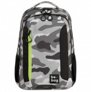 Ghiozdan rucsac ergonomic Be.Bag, Be.Adventurer Camouflage Herlitz