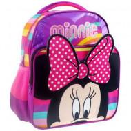 Ghiozdan rucsac Minnie Mouse roz 31 cm