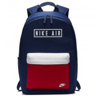 Ghiozdan rucsac Nike Air Heritage 2.0 bleumarin cu rosu