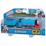 Gordon Trenulet Locomotiva Motorizata cu Vagon Thomas&Friends Track Master