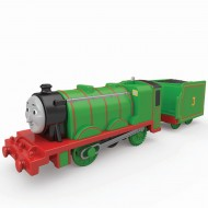 Henry Trenulet Locomotiva Motorizata cu Vagon Thomas&Friends Track Master