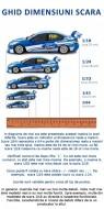 Masinuta BMW Z4 Cabrio Rosu 1/24, AMBALAJ USOR DETERIORAT