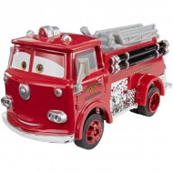 Masinuta de pompieri Red Disney Cars 3