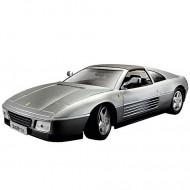 Masinuta Ferrari 348 TS Gri 1/18 Bburago