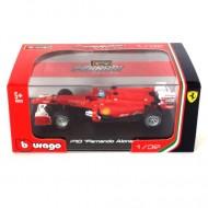 Masinuta Ferrari F10 Fernando Alonso 1/32 Bburago