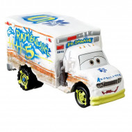 Masinuta metalica Ambulanta Dr. Damage Disney Cars Deluxe