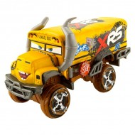 Masinuta Metalica Miss Fritter Mud Racing XRS Disney Cars 3