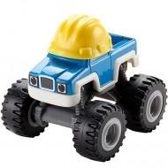 Masinuta Metalica Worker Truck - Blaze and the Monster Machines