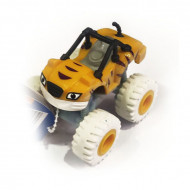 Masinuta Stripes Snow Racer - Blaze and the Monster Machines