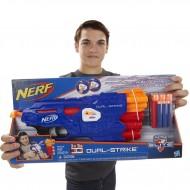 Nerf N-Strike Elite Dual Strike, AMBALAJ USOR DETERIORAT