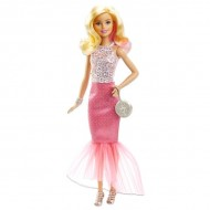 Papusa Barbie blonda Pink and Fabulous