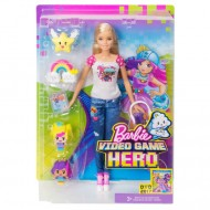 Papusa Barbie Video Game Hero
