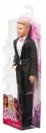 Papusa Ken in costum de mire Barbie