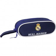 Penar oval cu 2 compartimente Real Madrid