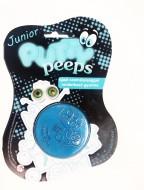 Plastilina Inteligenta albastru fosforescent cu Ochi Junior