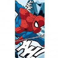 Prosop de plaja Spiderman 140x70