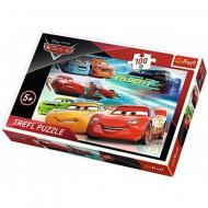 Puzzle Disney Cars 100 piese - Velocity