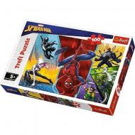 Puzzle Spiderman 100 piese