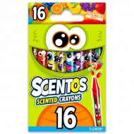 Set 16 creioane cerate parfumate Scentos