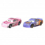 Set 2 masinute metalice Eugene Carbureski si Bobby Swift Disney Cars