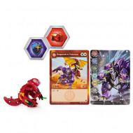Set Bakugan Armored Alliance figurina Dragonoid x Tretorous