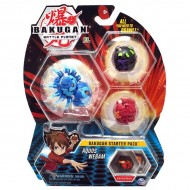 Set Bakugan Start figurina Aquos Webam