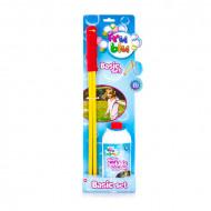 Set baloane de sapun cu accesoriu bucla mare Fru Blu