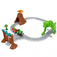 Set circuit Percy Dino Descovery Thomas Si Prietenii - Adventures Fisher Price