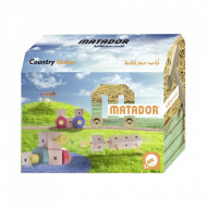 Set de constructie lemn Matador Country Maker