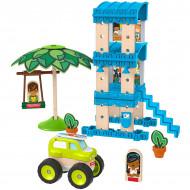Set de constructie Wonder Makers Casa de pe plaja