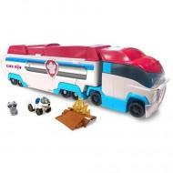 Set de joaca Patrula Catelusilor - Autobuzul Launch'N Haul transformabil