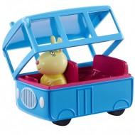 Set de joaca Peppa Pig autobuzul de scoala