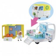 Set de joaca Peppa Pig - Centrul Medical Mobil