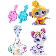 Set Figurine Tala si Nahal:Shimmer and Shine