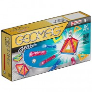 Set Geomag Magnetic Glitter 22 de piese