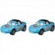 Set masinute Dinoco Mia si Dinoco Tia - Disney Cars