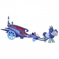 Set Moonlight Chariot cu figurina My Little Pony