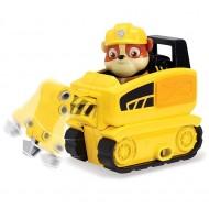 Set Rubble si mini vehicul picamer Ultimate Rescue Patrula Catelusilor