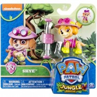 Skye Figurina Jungle Rescue Patrula Catelusilor