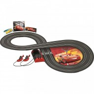 Pista circuit 2,4 m Cars 3 Carrera First