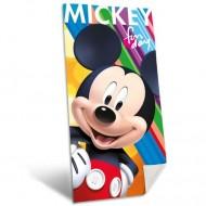 Prosop de plaja Mickey Mouse 140x70 cm, 100% Bumbac